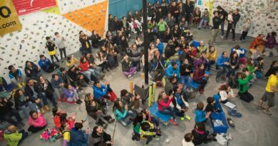 "CELEBRADO CAMPEONATO DE EXTREMADURA DE ESCALADA ""OVER ALL"" 2018"