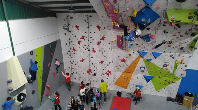 CELEBRADA LA FINAL JUDEX DE ESCALADA 2019