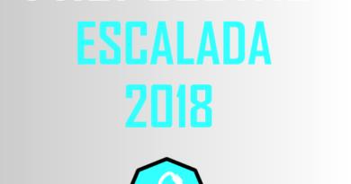 ABIERTO EL PLAZO DE SOLICITUDES PARA EL CIRCUITO DE ESCALADA 2019