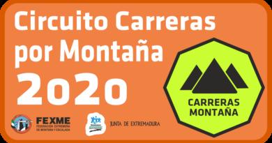 ASIGNACION DORSALES 2020 POR MERITVOS DEPORTIVOS