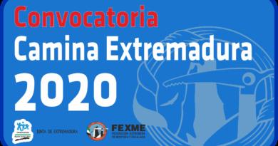 Abierta Convocatoria solicitudes Circuito Camina Extremadura 2020