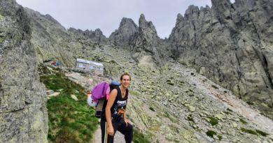 ALPINISMO EN PRIMERA PERSONA: MI EXPERIENCIA EN GALAYO. BLANCA VILCHES