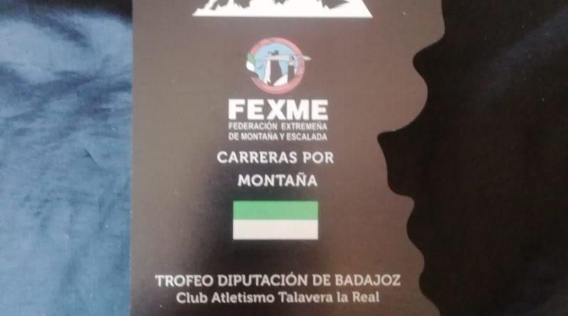 La entrega de premios de la temporada 2020 de Carreras por Montaña se realizará en Montánchez