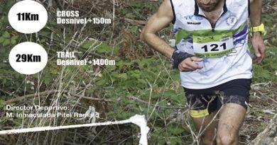 II Trail Jerez de los Caballeros